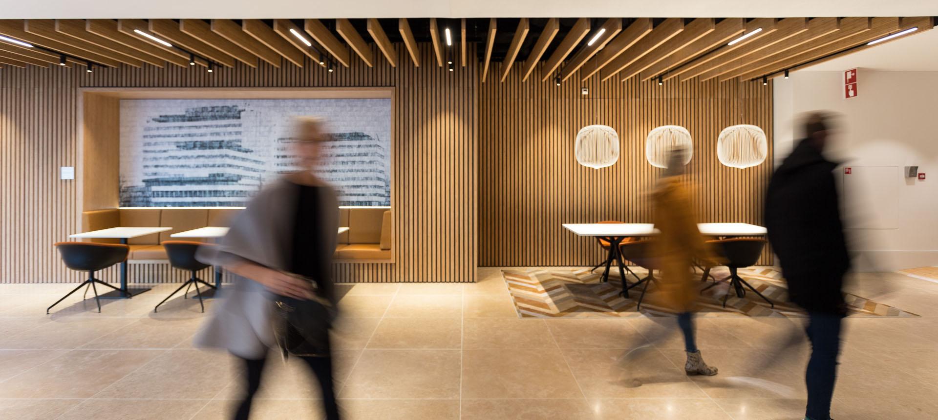 ZENBER Architecten ontwerpt entree voor Nationale-Nederlanden