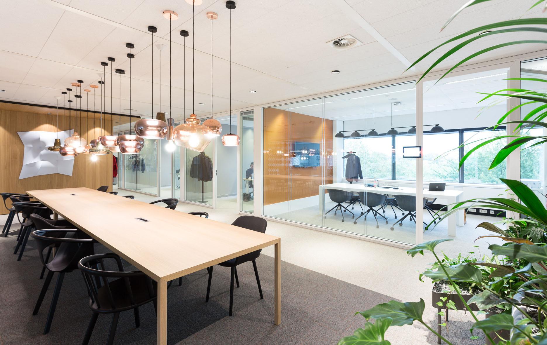 ZENBER Archtecten ontwerpt werkomgeving voor Nationale-Nederlanden