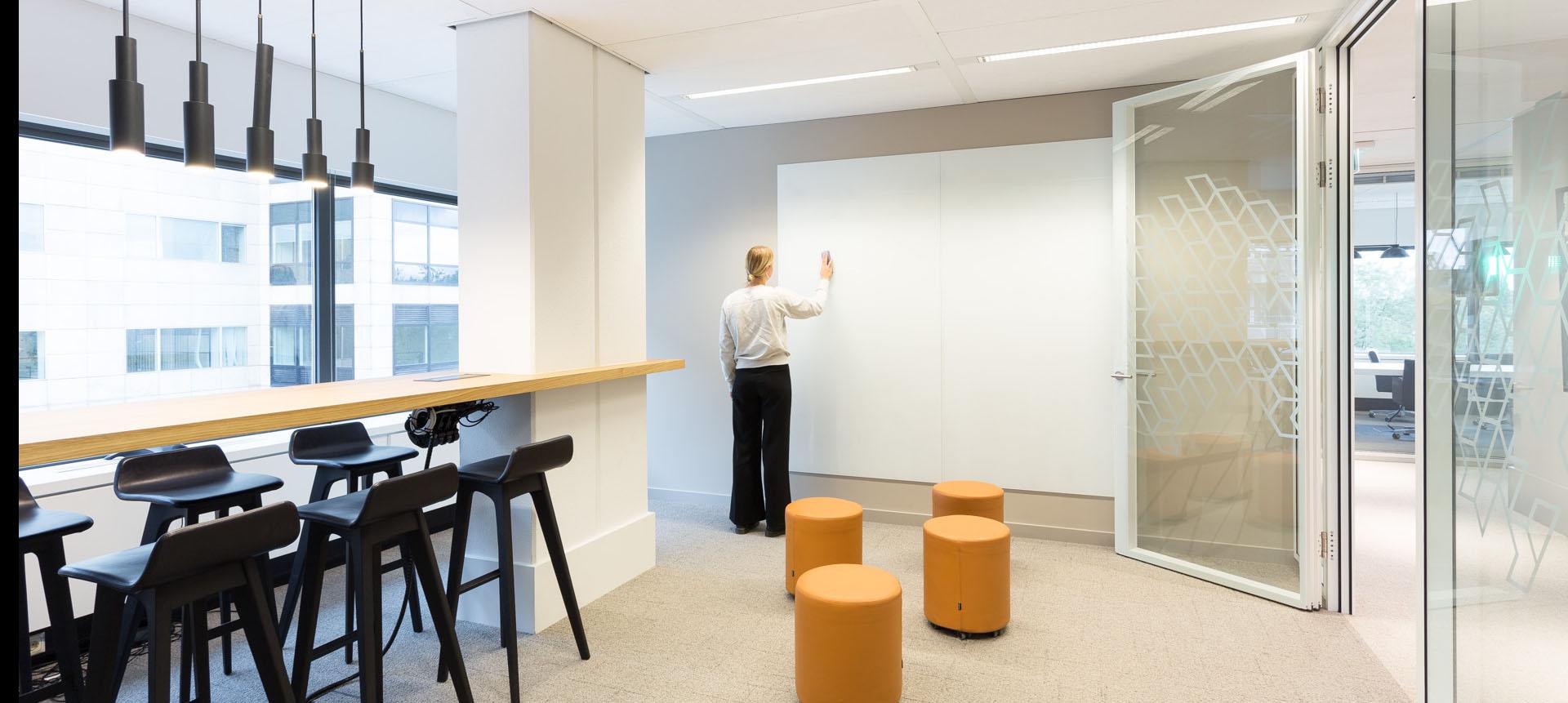 ZENBER Architecten ontwerpt werkomgeving voor Nationale-Nederlanden