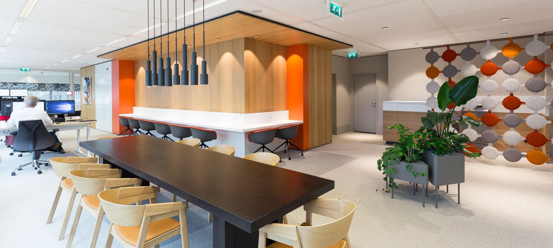 ZENBER Architecten ontwerpt werkomgeving voor Natinale-Nederlanden