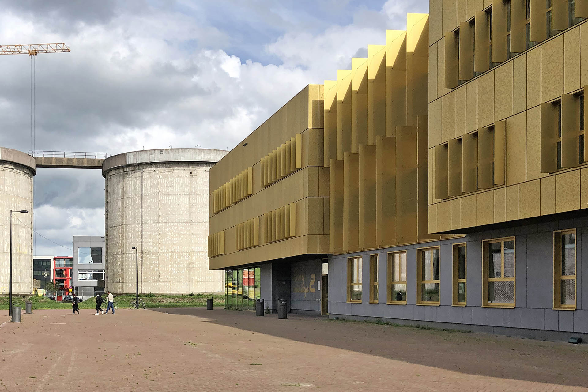ZENBER ontwerpt leeromgeving voor Cartesius 2 Amsterdam